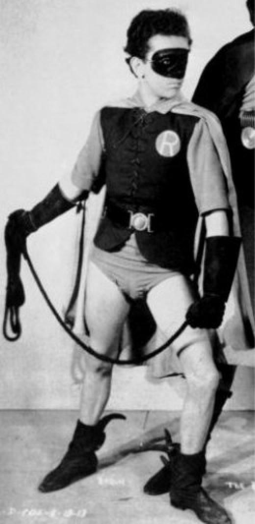 Douglas Croft as Robin