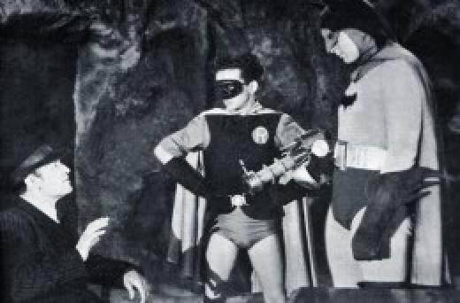 Batman 1943 Serial Gadget