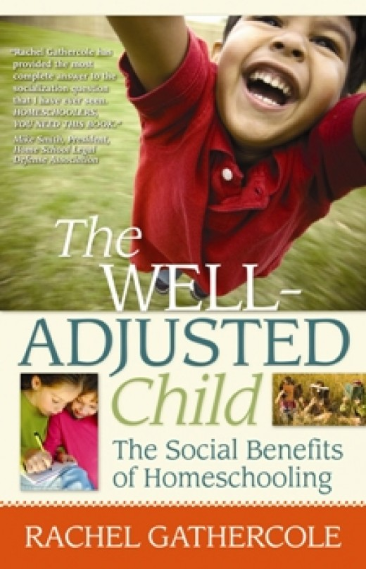 Many homeschoolers contend that their children are actually better adjusted socially.