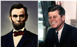Abraham Lincoln & John F. Kennedy – the similarities!