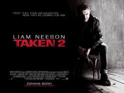 A Movie Review: Taken 2