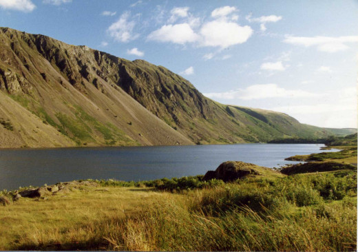 Wastwater and The Screes: a Site of Special Scientific Interest (SSSI)