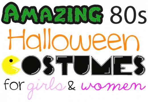 80s Fashion For Teenage Girls Diy Amazing DIY s Halloween