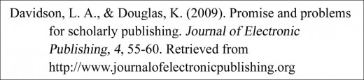 EXAMPLE OF THE FORMATTED REFERENCE - TWO AUTHORS (ONLINE JOURNAL ARTICLE WITHOUT DOI)