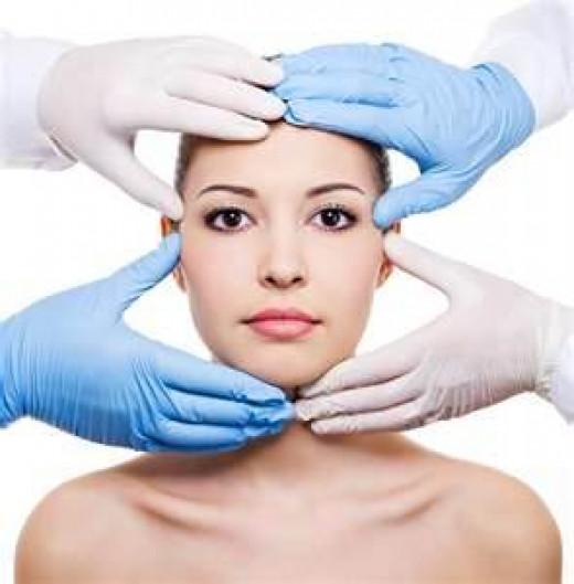 Cosmetic surgery.....my, my, my!