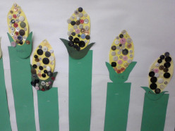 Easy Corn Crafts for Kids