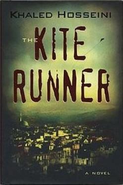 The Kite Runner:  by Khaled Hosseini