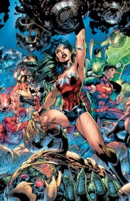 Wonder Woman 52 Costume