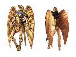 Wonder Woman Amazonian Battle Armor