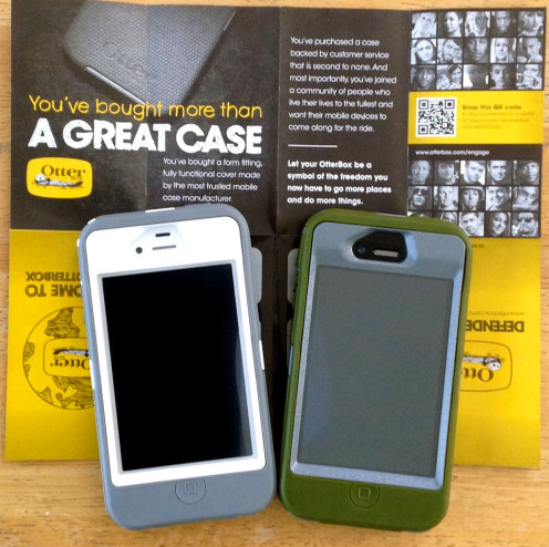 OtterBox is the impact protection we need!