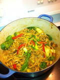 Udon Noodle Stir Fry Recipe