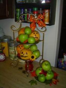 Orange Pumpkins 2008