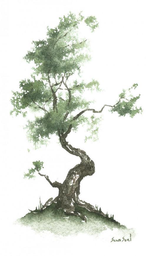Little Zen Tree