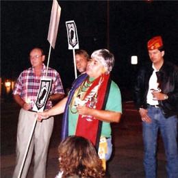 POW/MIA Rally in Lynchburg, VA