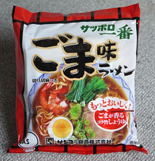 Raman noodles can be a part of healthy and delicious dishes.