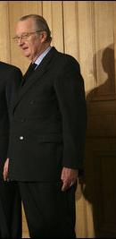 King Albert II of the Belgians