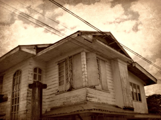 Grandfather's House
