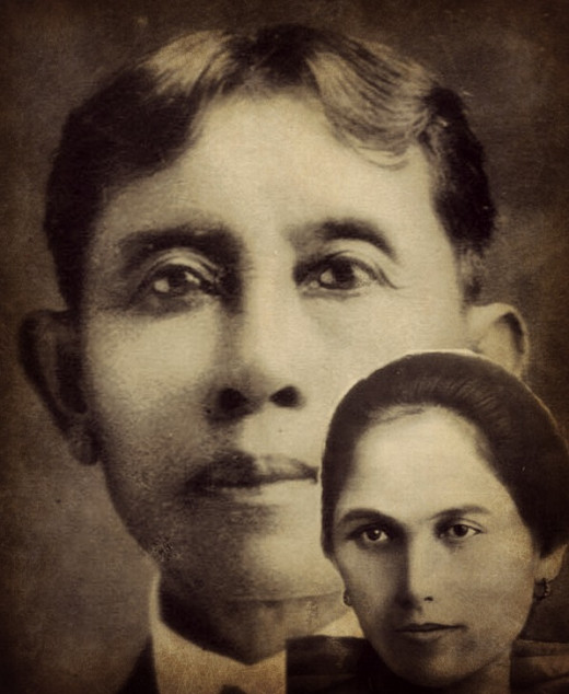 Great Grandparents - Perfecto and Amalia Mabugat