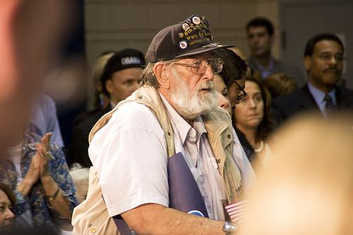 War veteran remembered