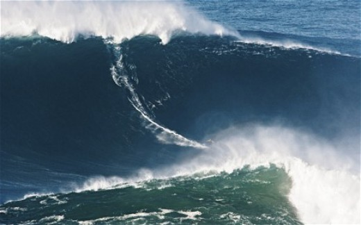 wavesurfer Mcnamara breaks world record