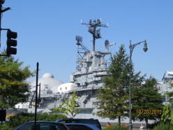 USS Intrepid: Sea, Air & Space Museum Complex in New York City