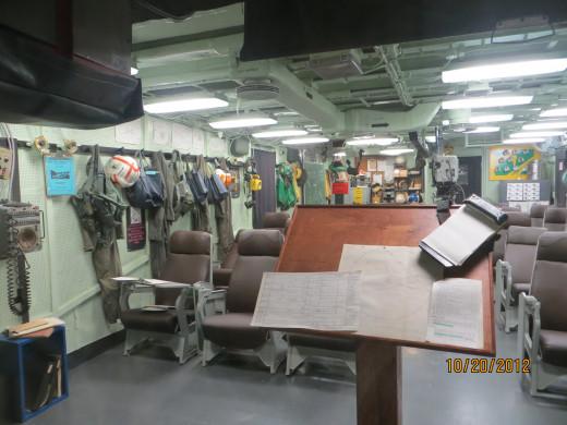 Pilot Ready Room