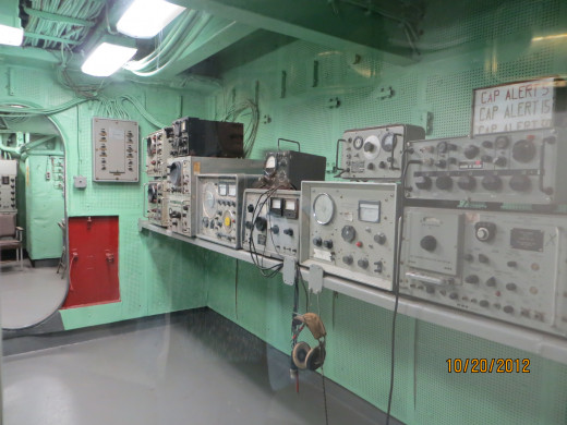 Another room full of controls...each has a name but I didn't write them down