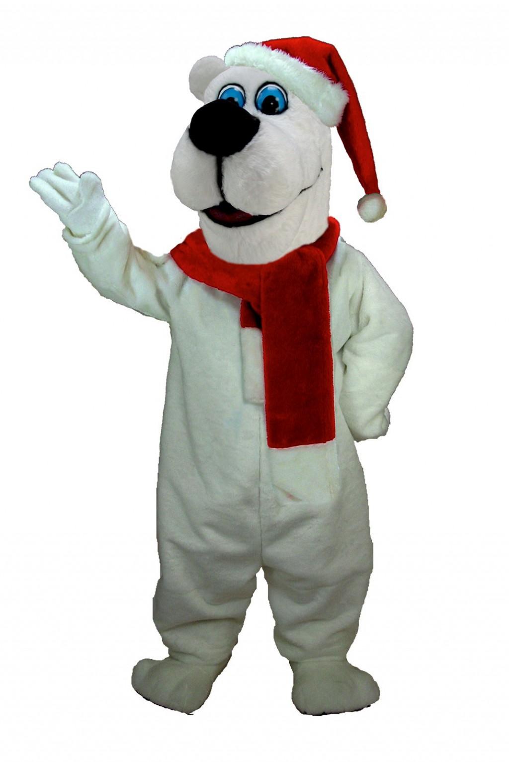 Christmas Bear Costume Ideas