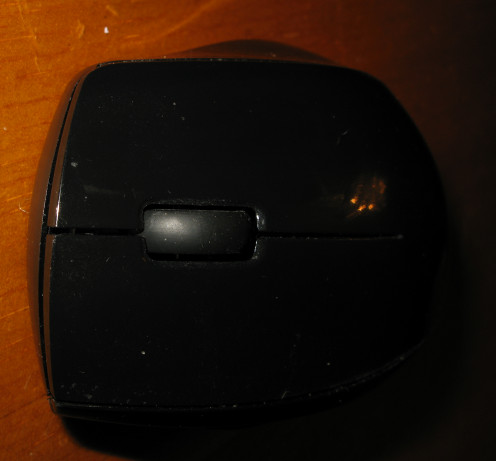 It's amazing how dirty an optical mouse can get. Simple maintenance will extend the life of the mouse.