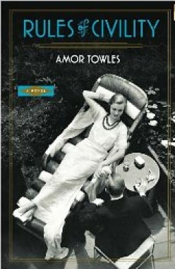 Book Review of 'Rules of Civility' by Amor Towles