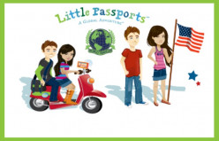 Gift Ideas for Kids: Let Your Child Travel the World from your Own Living Room with Little Passports