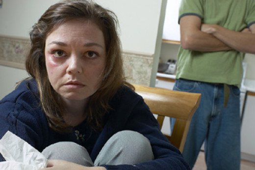 Verbal abuse can affect someone's self esteem.