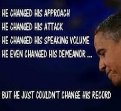 Trust?  An Oxymoron When Combined With Obama