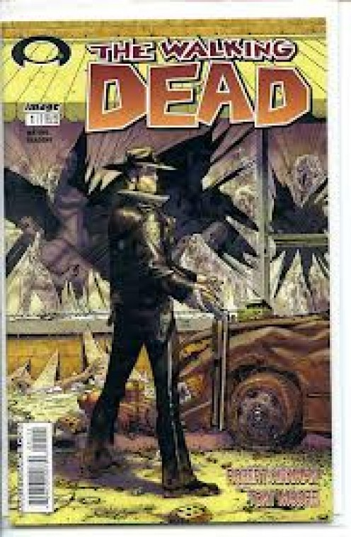 The Walking Dead Comic Series: A Collector's Guide