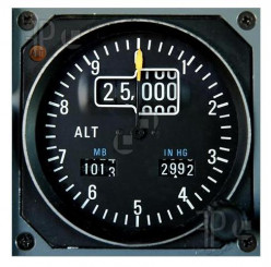 Altimeter Settings and Barometric Pressure