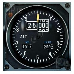 Altimeter Settings and Barometric Pressure