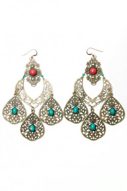 Types Of Bohemian Style Earrings
