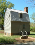 Andrew Johnson Birthplace, Raleigh