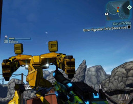 Borderlands 2 bring the right weapons and tactics to defeat Saturn