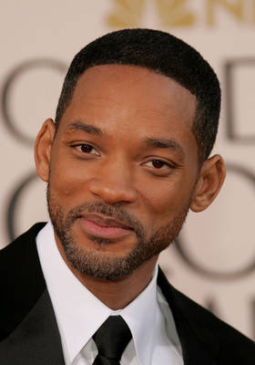Buzz Cut softened with a cropped beard - the Will Smith Look