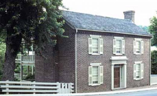 Andrew Johnson Homestead