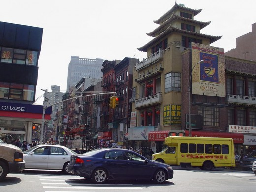 New York's China Town is home to some great food, including Hot and Sour Soup
