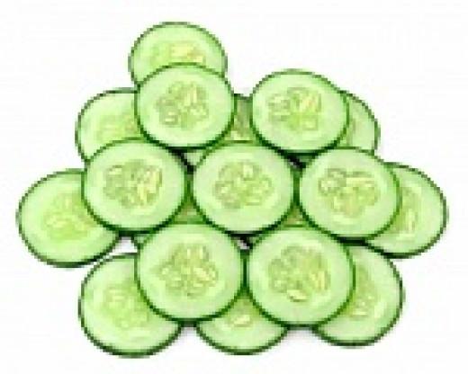 Add some cucumbers