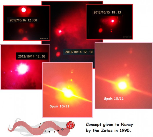 Here we see the Tail of the Nibiru Planet X complex, at this point the official denial is almost laughable, certainly it proves beyond doubt the mainstream media is bought and paid for!