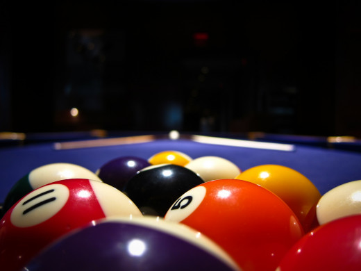 Play an hour of pool and share winning tips or show off those behind-the-back shots.