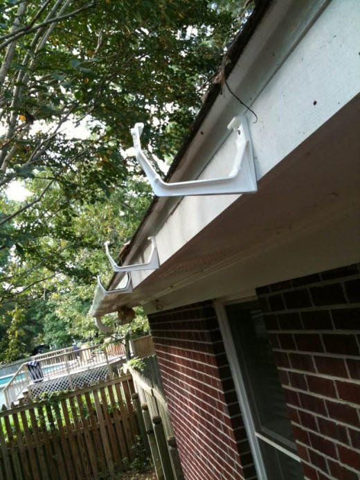 How To Install Vinyl Gutters Hubpages