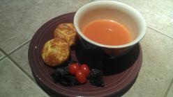 Crab and Spinach Mini Quiche Recipe