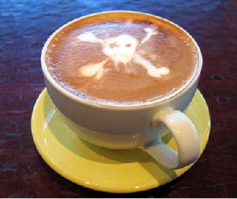 The wrong kind of coffee has mycotoxins