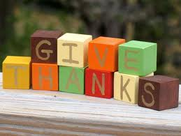 Be thankful in all circumstances, for this is God's will for you who belong to Christ Jesus.  I Thessalonians 5:18
