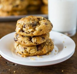 You just have to try this recipe for Peanut Butter Chocolate Chip Cookies as it is truly one of the best recipes for cookies you will ever taste.
